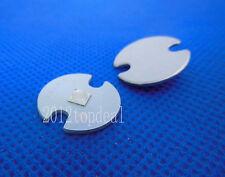 10pcs/lot 3w Violet UV LED 420-430nm high power led chip wite 16mm Base