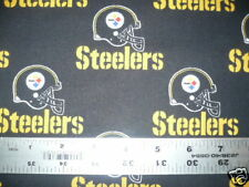 PITTSBURGH STEELERS NFL LICENSED COTTON FABRIC OOP