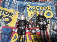 More details for dr who the sontaran experiment and the  invisible enemy classic figures new