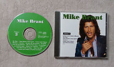 CD AUDIO MUSIQUE/ MIKE BRANT VOLUME 3  CD COMPILATION 12T 1997 EMI / ODEON 6596