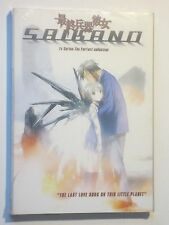 """New Saikano """"She the Ultimate Weapon"""" Complete 2-DVD Eps 1-13 TV Anime Series"""