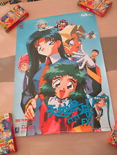 >> TENCHI MUYO FX PC NEC PC-FX JAPAN B2 SIZE OFFICIAL POSTER! <<