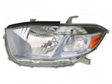 New Toyota Highlander Hybrid 2008 2009 2010 left driver headlight head light