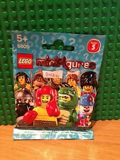 LEGO SERIES 5 ROYAL GUARD BRAND NEW SEALED