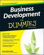 DIGITAL: Business Development For Dummies (E-book/PDF)