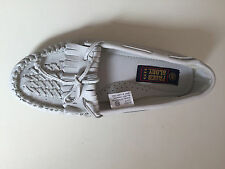 Women Faded Glory Cushion Comfort Flat SHOE Size 6 Wide Fit Brand New