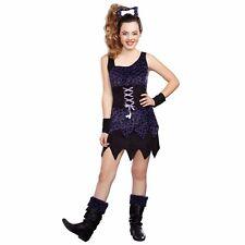On The Hunt Girl's Caveman - Cave Woman Halloween Costume Teen Small #5134