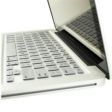 SILVER Silicone Keyboard Cover for Macbook Pro 13 15 17