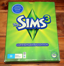 The Sims 3: Commemorative Special Collector's Edition PC Mac Game Complete
