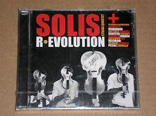 SOLIS STRING QUARTET (JOVANOTTI, BATTIATO, CONSOLI) - R-EVOLUTION - CD SIGILLATO