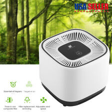 US Air Purifier Ozone PM2.5 Ionizer Cleaner Fresh Clean Living For Home Office