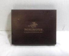 Winchester Limited Edition 2008 Wood Storage Box Presentation Cherry Finish