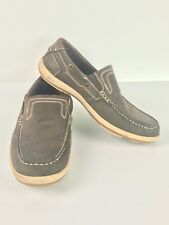 Colorado Mens Casual Slip On Shoes Loafer Leather Size UK 8 Skipper