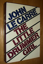 The Little Drummer Girl by John Le Carrâe First Edition HCDJ 1983