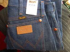 NEW NWT 27x31 True Vtg 90s WRANGLER Mens BOOTCUT 13MWZ DENIM Jeans