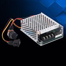 12V 24V 36V 48V 40A PWM Motor Speed Controller CW CCW Reversible Control +LED SG
