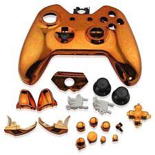 Housing shell for Xbox One full kit 1st gen 1537 Chrome orange REFURB | ZedLabz