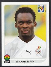 Panini Football Sticker - 2010 World Cup - No 325 - Ghana - Michael Essien
