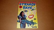 Strange Days 1 Eclipse Comics Vol. 1 No. 1 November 1984 VF/NM 9.0