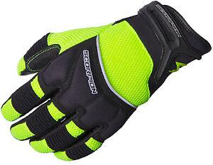 Scorpion Cool Hand II Short Cuff Ventilated Gloves Motorcycle Street Bike