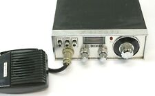 Vintage Pace Cb144 Cb 23-Channel Radio Transceiver w/Microphone