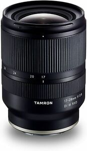 Tamron 17-28mm f/2.8 Di III RXD For Sony E. 2 Year Warranty - Next Day Delivery