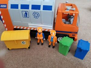 Playmobil - 4418  Recycling Truck