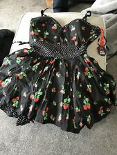 hell bunny dress Bnwt Size XL