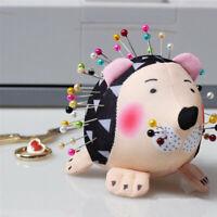 Craft Sewing Pincushions DIY Pin Cushion Pin Quilting Fabric Hedgehog Shape Tool