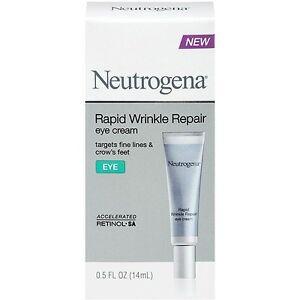 Neutrogena Rapid Wrinkle Repair Eye Target Fine Line 0.5 fl oz