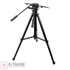 Profi standTripod 7005D up to 15kg / 193cm / PHOTO-VIDEO Video-tripod flash brac