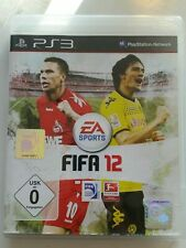 PlayStation FIFA 12 PS3 game Spiel TOP