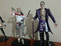 Suicide Squad Joker & Harley Quinn 1:6 Scale 31.5cm Figure with Box Model Toy