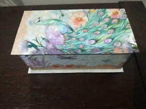 PUNCH STUDIO JASMINE SOAP BAR JEWELRY MUSIC BOX 113G/4OZ TCHAIKOVSKY'S SWAN LAKE