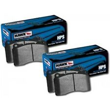 Hawk Street HPS Brake Pads (Front And Rear) For 04-11 MAZDA RX-8