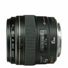 Canon EF 85mm f/1.8 USM Lens (2519A003)