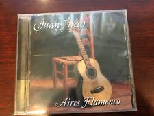 JUAN ARECO - Aires Flamenco - CD  *** NEW IN WRAPING***
