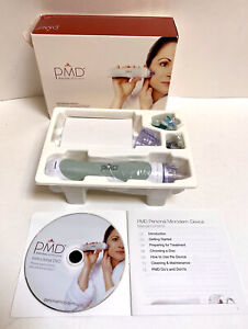 PMD Personal Microderm Classic With Attachments NEW OPEN BOX