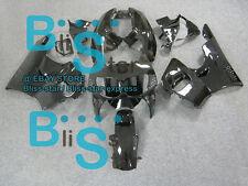 All Black ABS Fairing Kit Plastic Set HONDA CBR900RR CBR893RR 1996-1997 13 C6