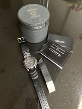 Citizen Men's Skyhawk A-T Eco Drive Radio Controlled atomic time signal WR200