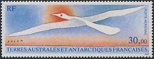TAAF PA N°114** Oiseau de Folon, 1990 FSAT Bird MNH