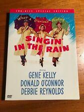 Singin' in the Rain Dvd 2-Disc Special Edition Digipak w/ Slipcover Like New