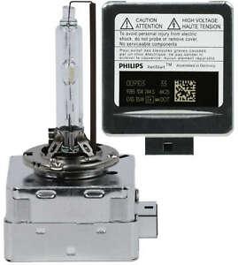 2x Xenon D3S Bulbs HID Headlight 35w Philips OEM Factory Lamps Car Set Pair