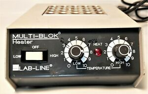 Lab-Line Multi-Blok 2050 Dry Block Heater