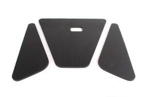 GENUINE BMW E30 318i 325 328i M42 M3 Hood Sound Insulation Pad Set 51481972245