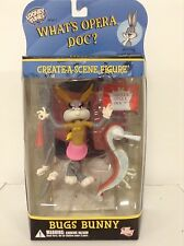 Looney Tunes DC DIRECT Series 1 Whats Opera Doc Bugs Bunny Create a scene figure