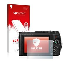 upscreen Scratch Protection d'écran pour Olympus Tough TG-5 Film Protecteur