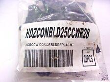 Concrete Prep Plus Tool Replacement Blades HDZCONBLD25CCWR28 28 pc