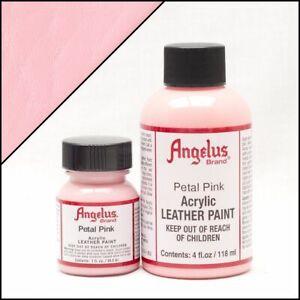 Angelus Petal Pink (189) Acryl Lederfarbe 29,5ml (20,17€/100ml) Leder Schuhfarbe