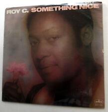 ROY C. Something Nice LP SEALED MERCURY label 1975 REGGAE Soul R&B #985